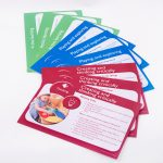 EYFS Characteristics of Effective Learning products Poster keyring Cards and Poster key ring Cards